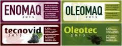 Grupo ALC - Logo - Enomaq - Oleomaq - Tecnovid - Oleotec