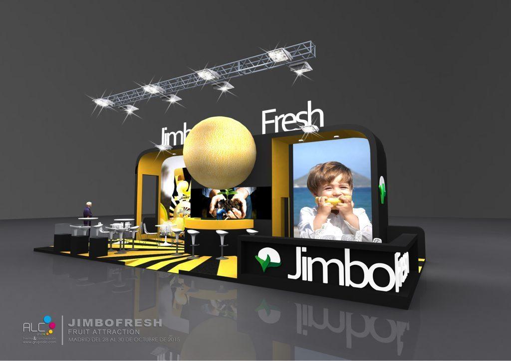 GRUPOALC_STAND_FRUITATTRACTION_JIMBO_FRESH_RENDER