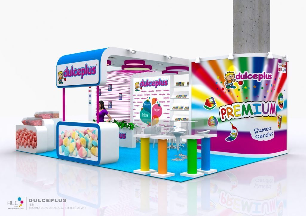 grupoalc-stand-ism-2017-dulceplus-render