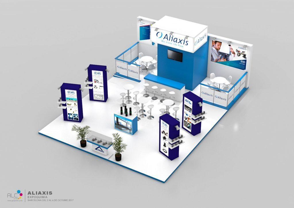 grupoalc_stand_expoquimia_2017_aliaxis_render_1