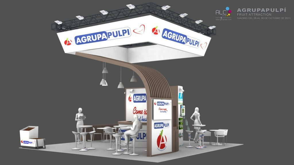 GRUPOALC_STAND_FRUITATTRACTION_AGRUPA_PULPI_RENDER