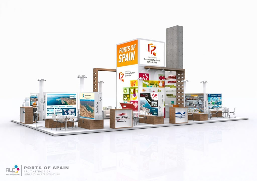 grupoalc_stand_fruit_attraction_puertos_del_estado_render