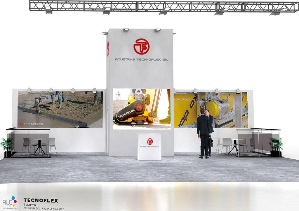 grupoalc-stand-SMOPYC-2017-technoflex-render