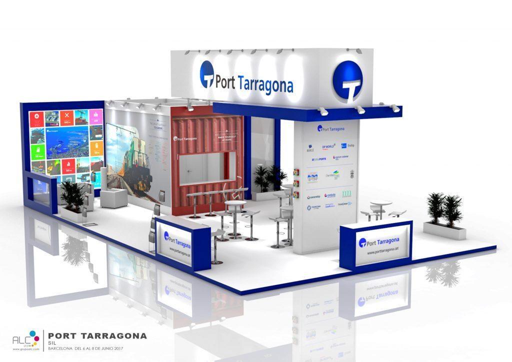 grupoalc-stand-sil-2016-port-tarragona-render