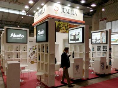 grupoalc-stand-2018-alimentaria-vinos-jumilla